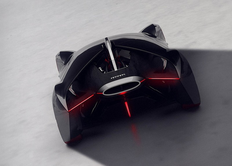 Manifesto -  the Winner of 2016 Ferrari Top Design School Challenge-gran premio absoluto