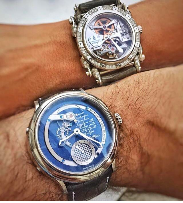 Manufacture Royale watches