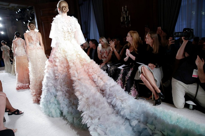 Marchesa NYFW St Regis New York 2015