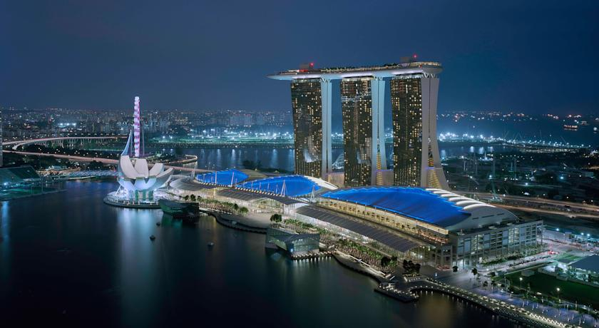 Marina Bay Resort Singapore