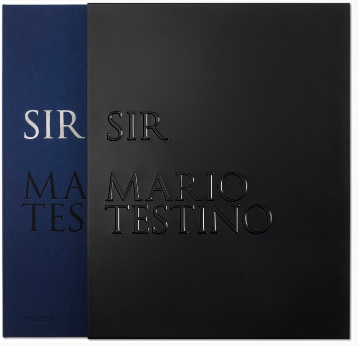 Mario Testino Sir Book - Taschen
