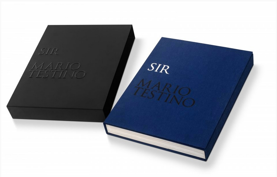 Mario Testino Sir Book byTaschen