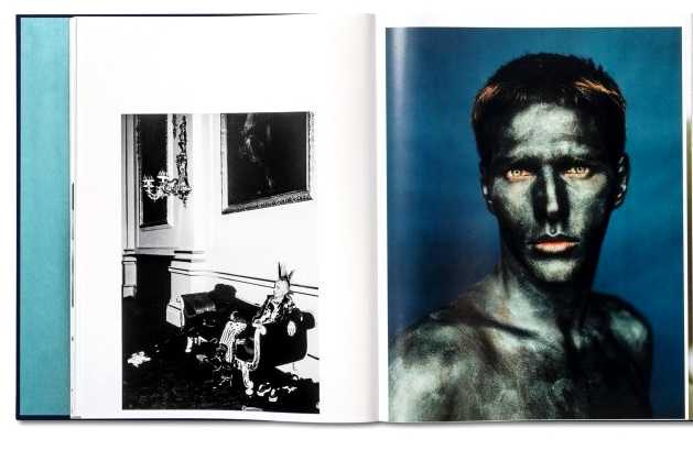 Mario Testino Sir Book - interior 1