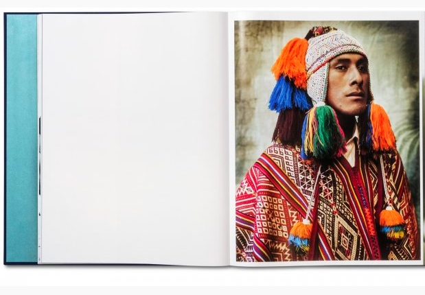 Mario Testino Sir Book - interior 2