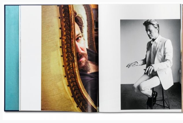 Mario Testino Sir Book - interior 5