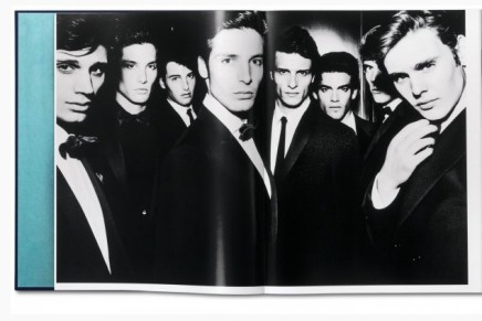 SIR by Mario Testino. The evolution of male identity over the past three decades