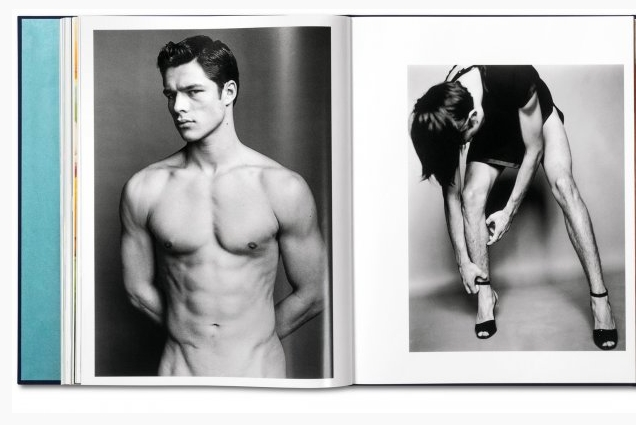Mario Testino Sir Book - interior 7