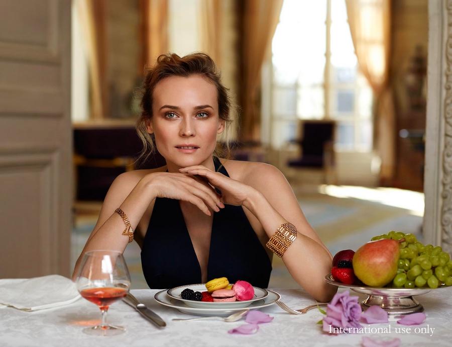 Martell Cognac 300th anniversary - Diane Kruger