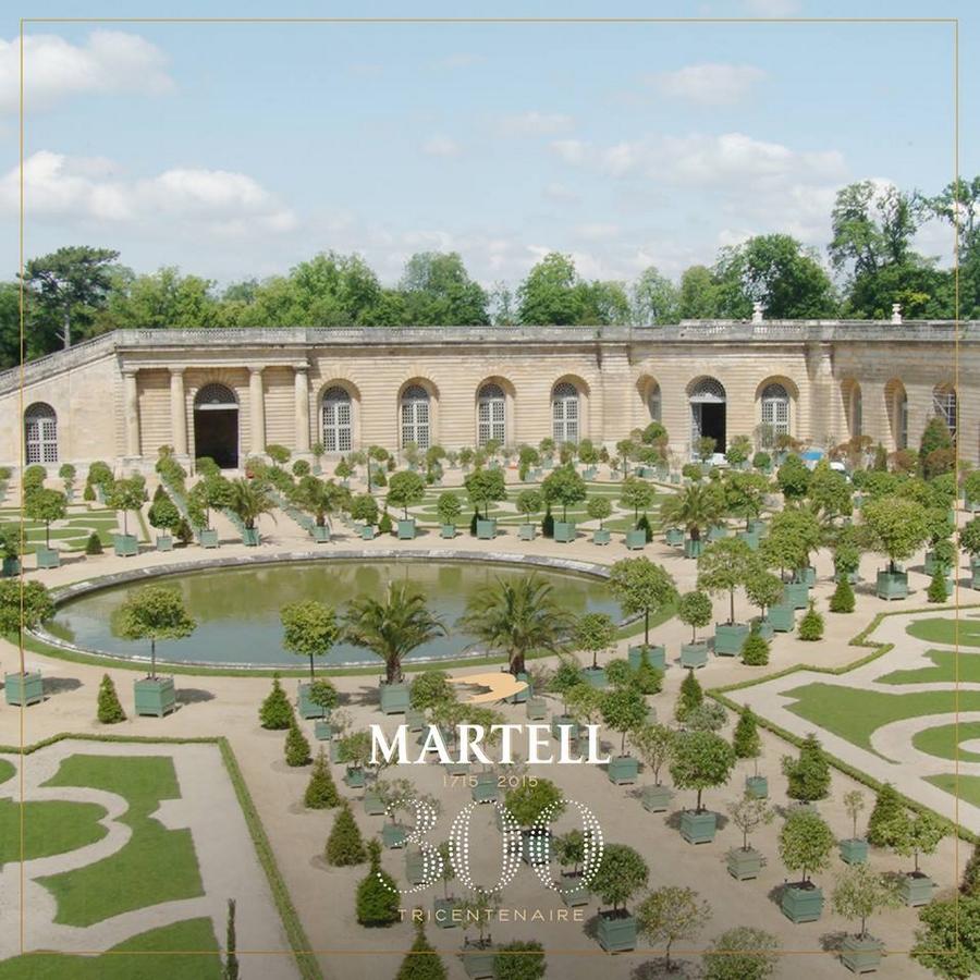 Martell Cognac 300th anniversary - Versailles