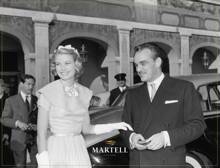 Martell Cognac celebrated its landmark 300th anniversary with spectacular party at