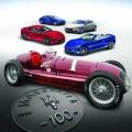 Maserati North America Inc Cento anni di Maserati