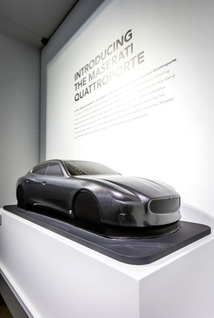 Maserati Made in Italy - Design to Line at the Petersen Automotive Museum-2015 December