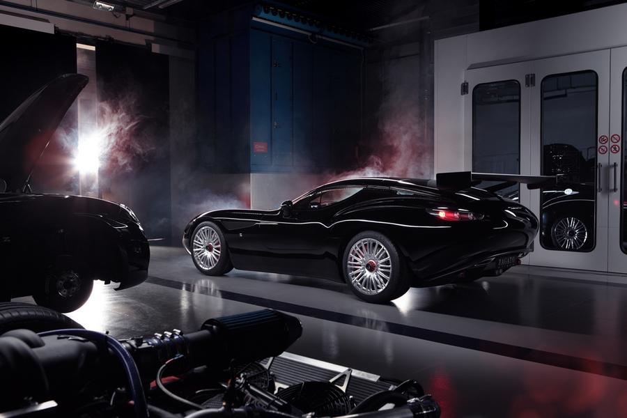 Maserati Mostro by Zagato 2015