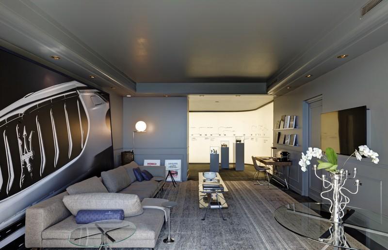Maserati Pop-Up Suite x Hôtel de Paris Monaco