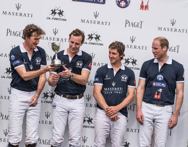Maserati Royal Charity Polo Trophy-2016-