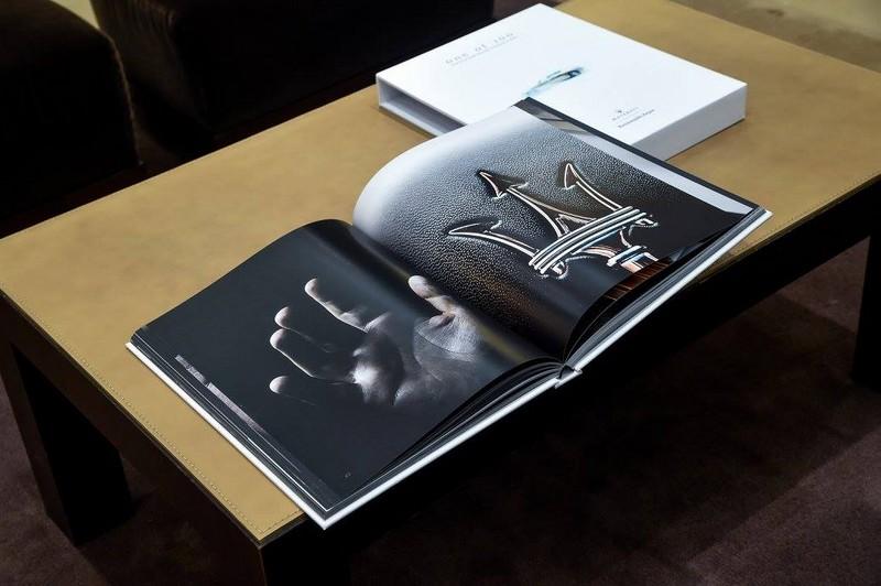 Maserati x Zegna wardrobe 2015 capsule collection