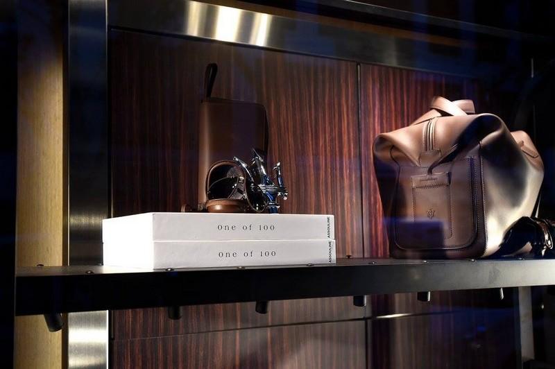 Maserati x Zegna wardrobe2015 capsule collection-
