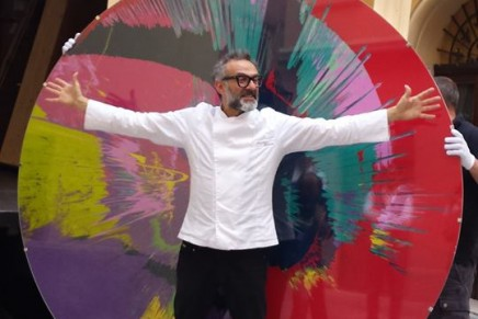 From Modena to the art galleries of Sotheby's: Massimo Bottura transporting the conceptual premises of contemporary art into the kitchen
