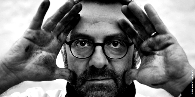 Massimo Bottura's Osteria Francescana at Sotheby's London 2015--