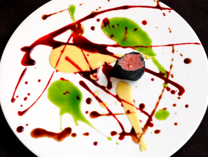 Massimo Bottura's Osteria Francescana at Sotheby's London 2015