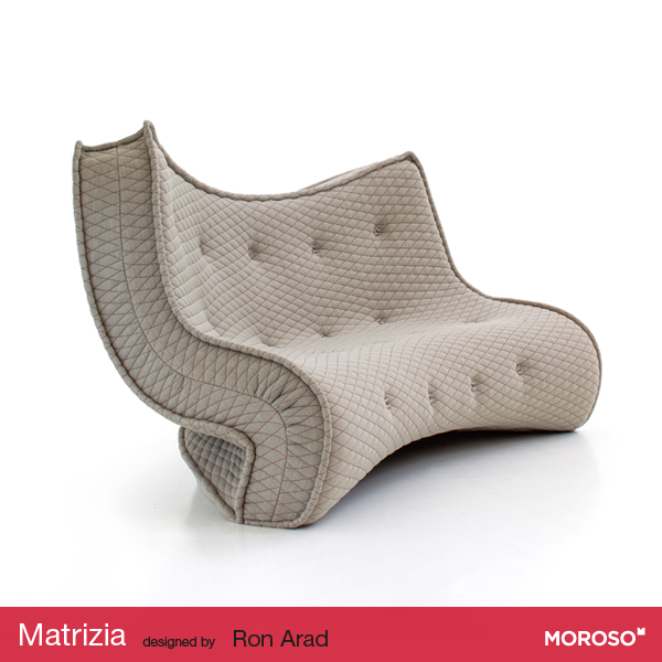 Matrizia - designed by Ron Arad — at Moroso.