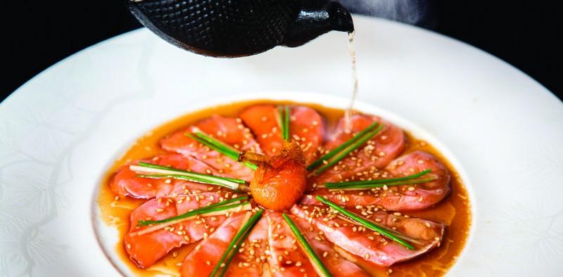 Matsuhisa restaurant at Le Royal Monceau palace-2016