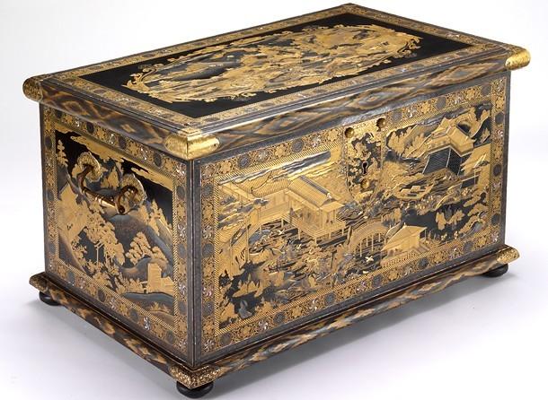 Mazarin Chest -  Refurbished Toshiba Gallery of Japanese Art