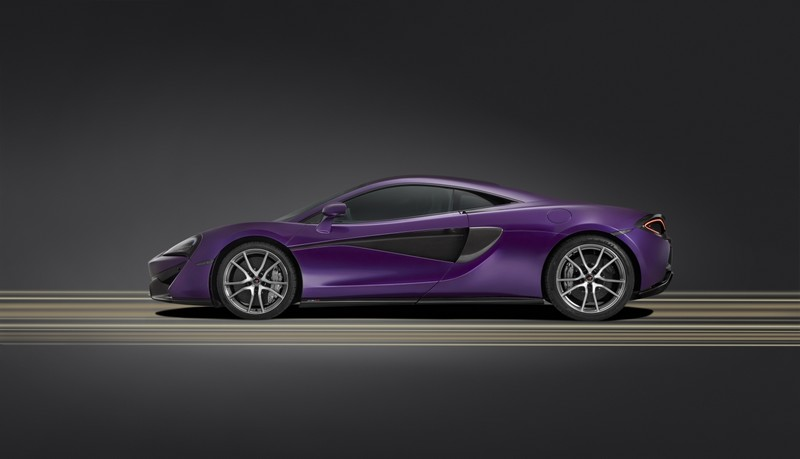 McLaren 570S Coupe by MSO-