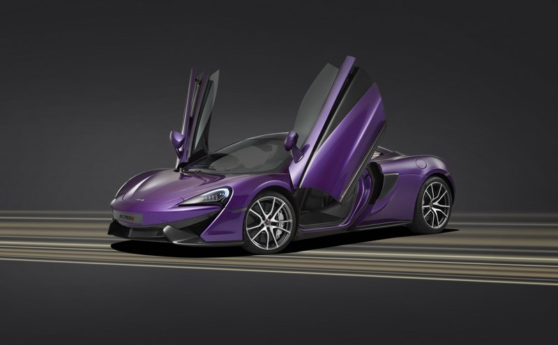 McLaren 570S Coupe by MSO--