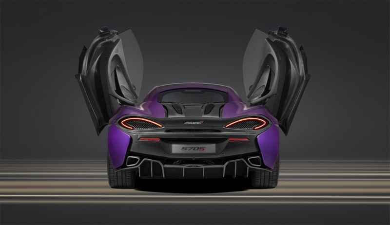 McLaren 570S Coupe by MSO---