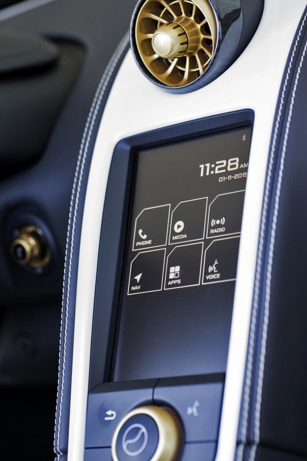 McLaren 650s - Sahara - int 3