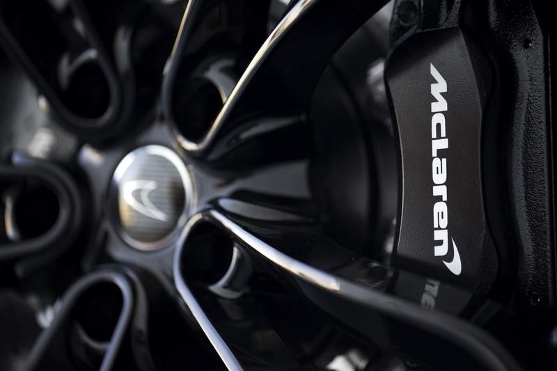 McLaren 650s - Sahara - wheels