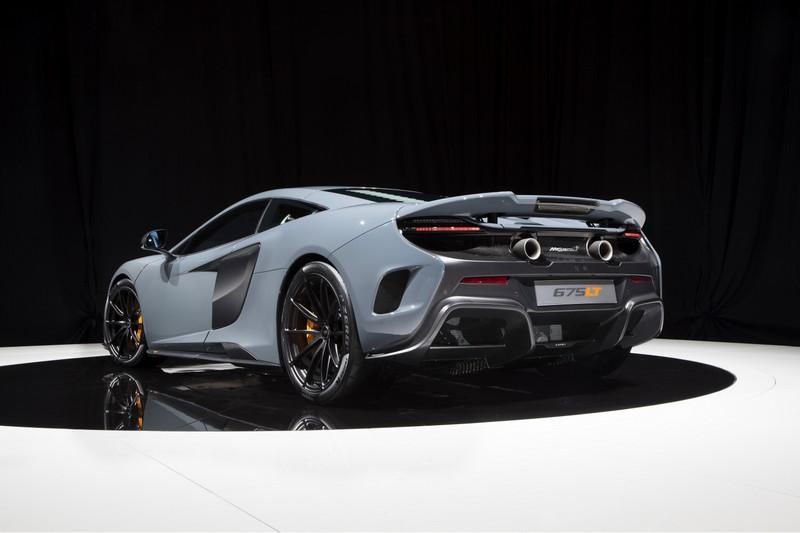 McLaren 675LT-