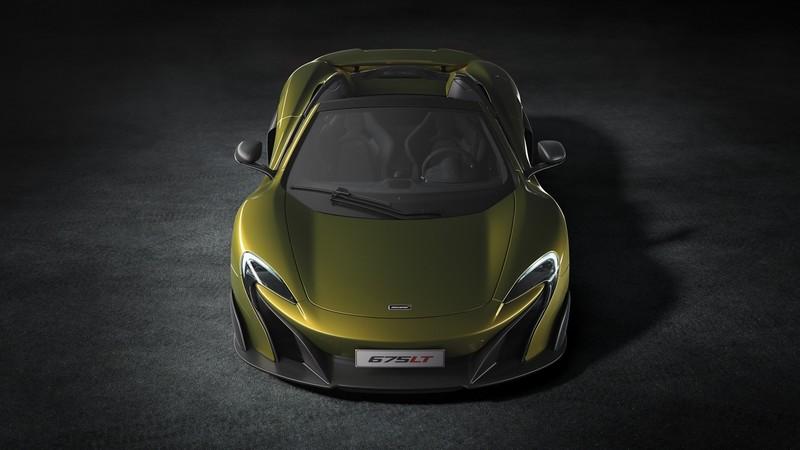 McLaren 675LT Spider is the most focused, fastest and exhilarating open top McLaren model ever built--