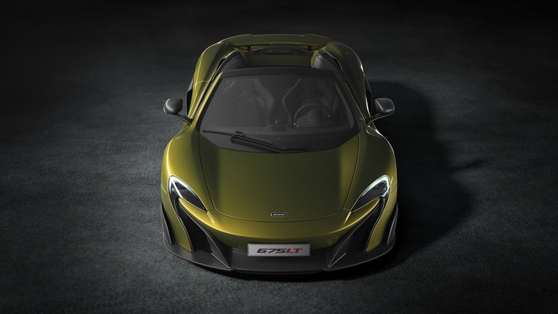 McLaren 675LT Spider is the most focused, fastest and exhilarating open top McLaren model ever built--
