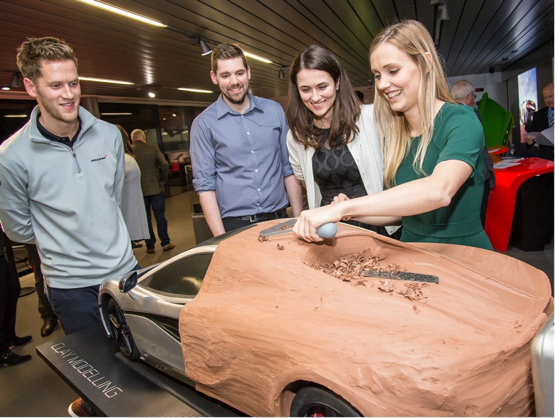 McLaren Automotive launches European Design Tour-