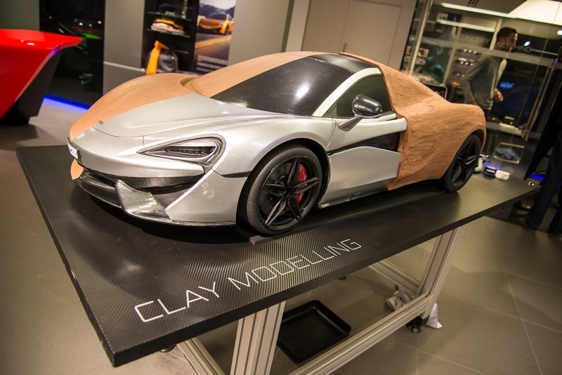 McLaren Automotive launches European Design Tour-2016