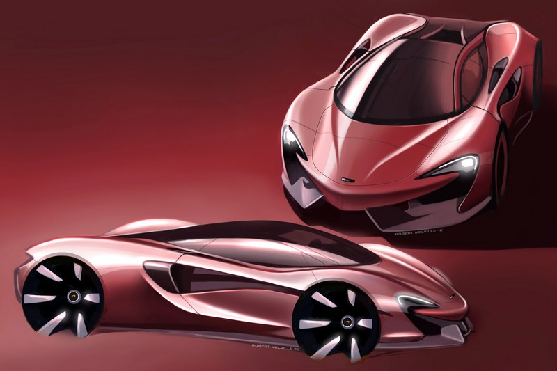 McLaren Automotive launches European Design Tour