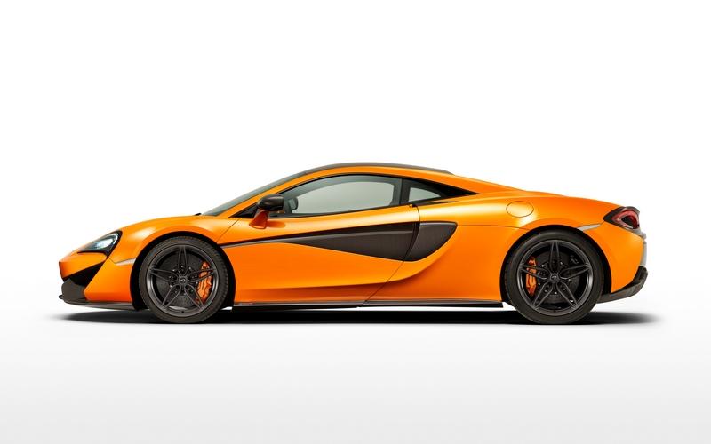 McLaren Sports Series - 570S Coupé debuts in New York 2015--