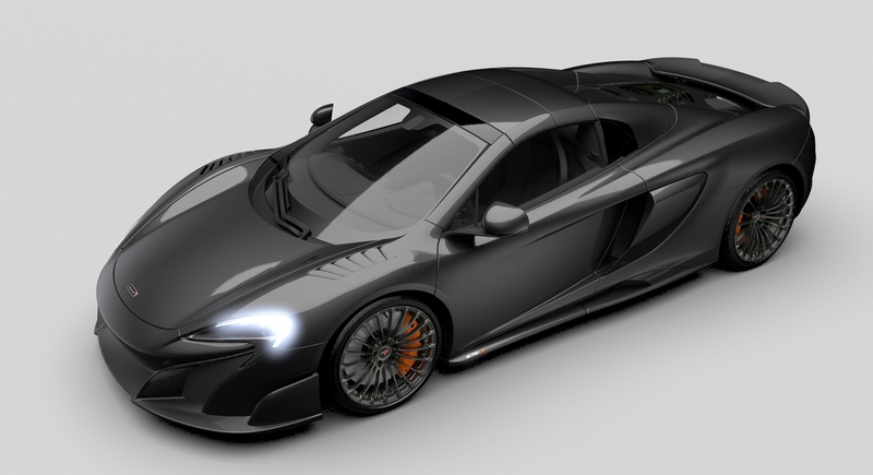 McLaren special operations creates limited edition MSO Carbon Series LT-