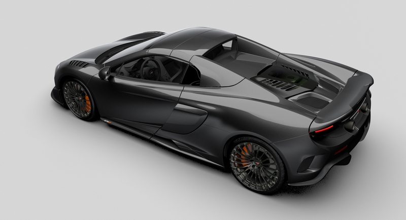 McLaren special operations creates limited edition MSO Carbon Series LT