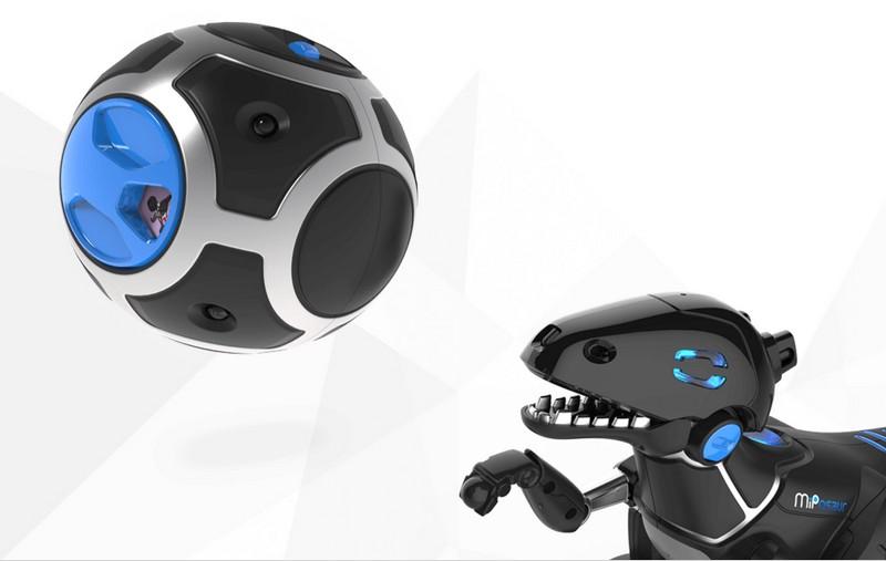 Meeposaur robotics toy
