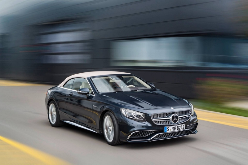 Mercedes-AMG S 65 Cabriolet-lateral