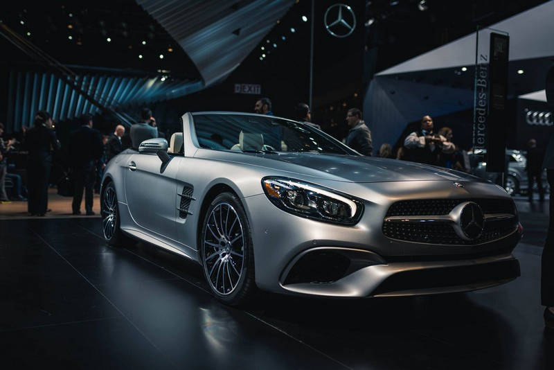 Mercedes-AMG S63 4Matic Cabriolet Edition 130 at NAIAS 2016