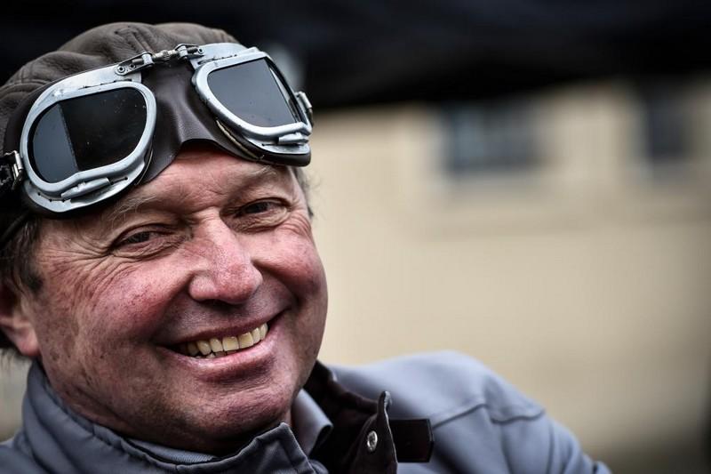Mercedes-Benz Classic brand ambassador and former racing driver Jochen Mass