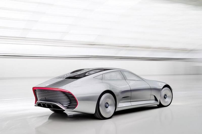 Mercedes-Benz IAA concept 2015-