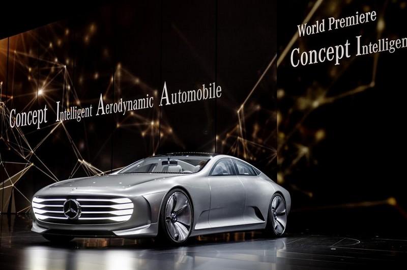 Mercedes-Benz IAA concept 2015-Frankfurt