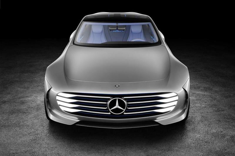 Mercedes-Benz IAA concept 2015-front