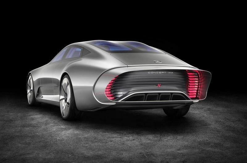 Mercedes-Benz IAA concept 2015-rear