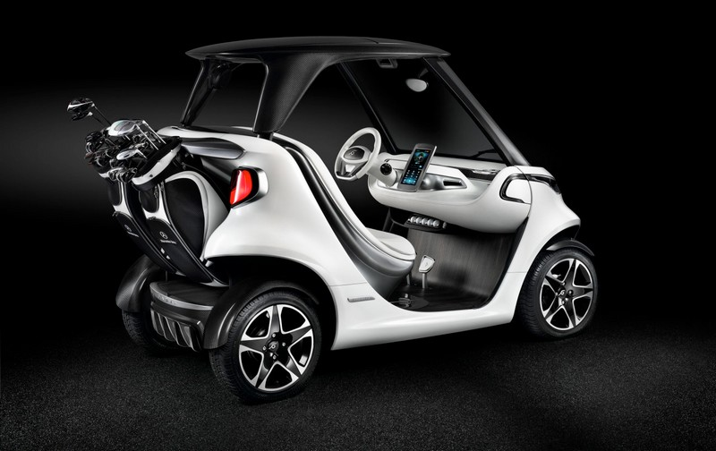Mercedes-Benz Style Edition Garia Golf Car-002